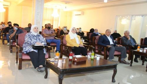 نادي سيدات سلاح الجو الملكي يكرم المتقاعدين العسكريين وذوي الشهداء في محافظة الكرك