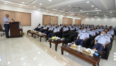 ندوة السلامة الجوية والأرضية في قيادة سلاح الجو الملكي