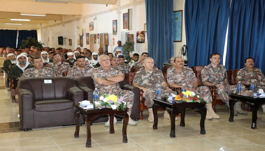 قيادة سلاح الجو الملكي تحتفل بذكرى الهجرة النبوية الشريفة