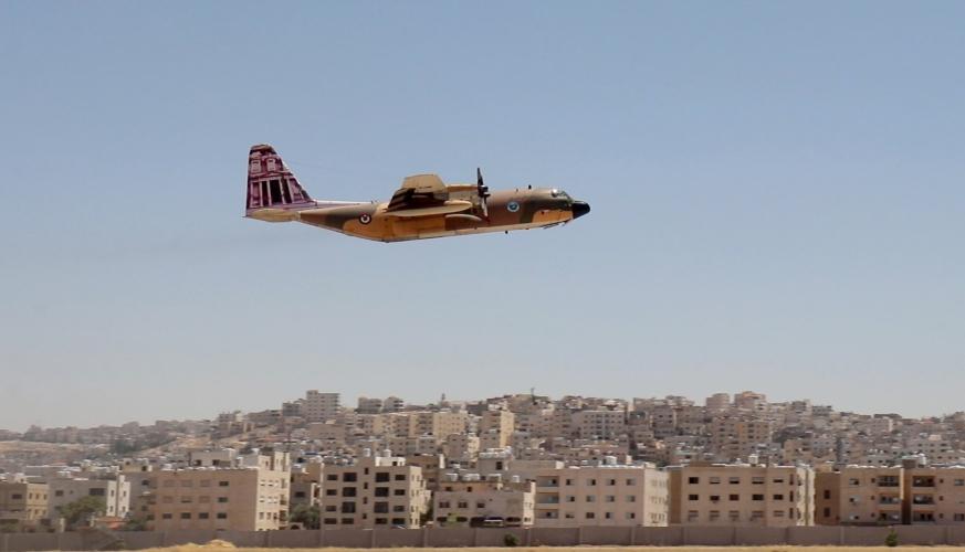 المستشفى الميداني الأردني يصل إلى لبنان