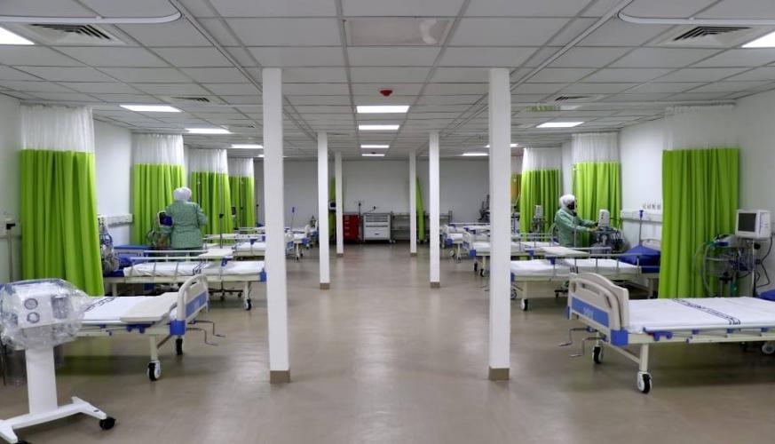 مديرية التوجيه المعنوي تنظم جولة إعلامية ميدانية في المستشفى الميداني الأول بمحافظة الزرقاء