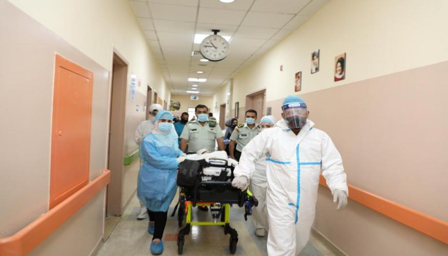 بتوجيهات ملكية، إرسال طائرة طبية لإخلاء طفل أردني أصيب بالسعودية