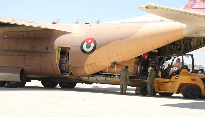 المستشفى الميداني الأردني يغادر إلى جمهورية لبنان الشقيقة