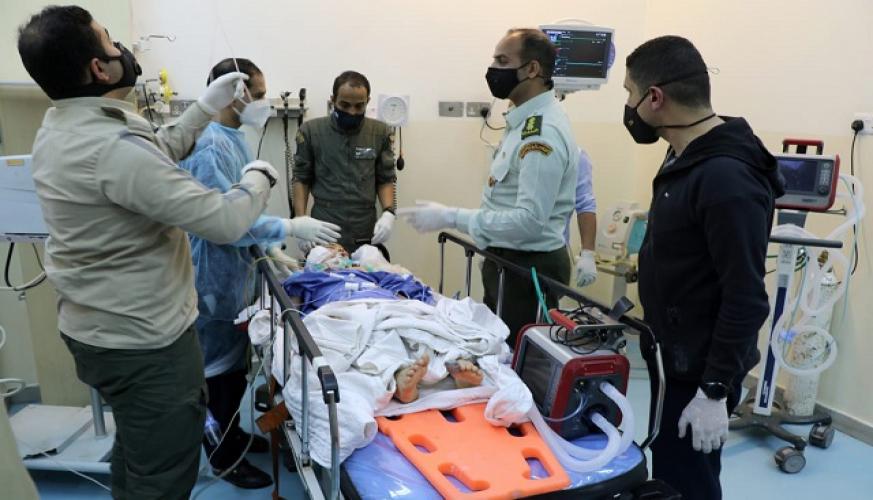 بتوجيهات ملكية إرسال طائرة إخلاء طبي لنقل طفلة من محافظة معان