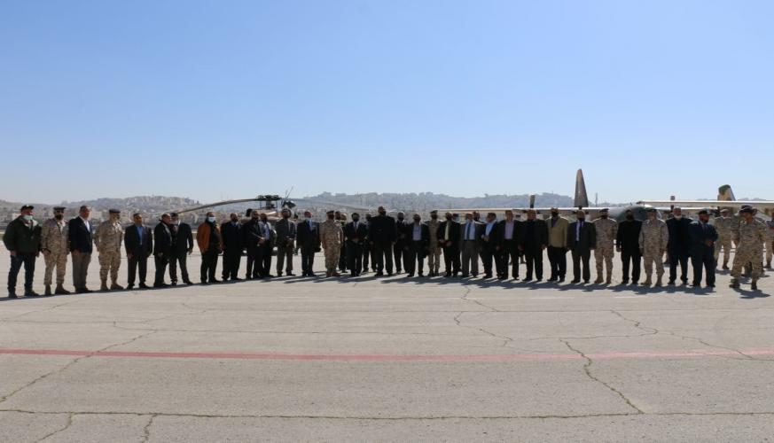 قيادة سلاح الجو الملكي تحتفل بيوم الوفاء للمتقاعدين العسكريين والمحاربين القدامى