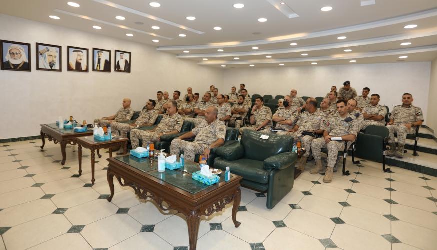 قائد سلاح الجو الملكي يكرم الوحدات الفائزة بالسلامة الأرضية والجوية لعام ٢٠٢٠
